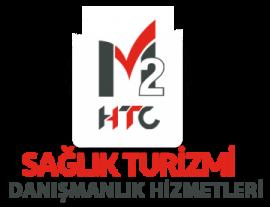 M2HTC Sağlık Turizmi Danışmanlık Logo